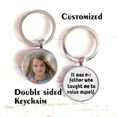 PHOTO PERSONALIZED KEYCHAINS - $4 35 | PicClick