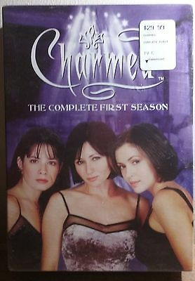 NEW Charmed Complete 1st First Season One 6 Disc DVD TV Show Sealed