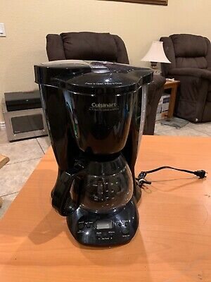 Cuisinart 10 Cup Automatic Grind & Brew Coffee Maker DGB-300BK GUARANTEED