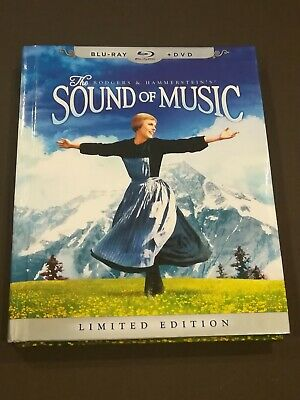 The Sound Of Music limited Edition(with booklet) Bluray/ Dvd