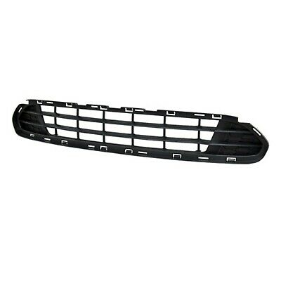 New Bumper Cover Grille Plastic For Ford Fusion 2010-2012 FO1036127