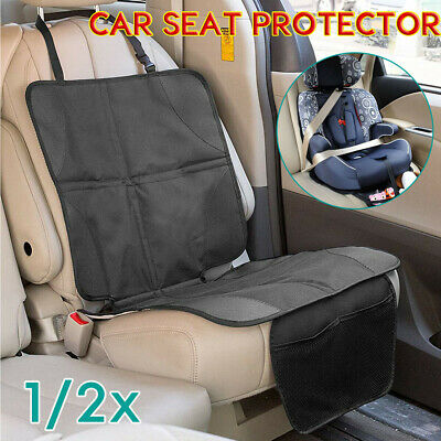New Baby Car Seat Protector Mat Covers Under Child Seat Leather Saver Car Cover
