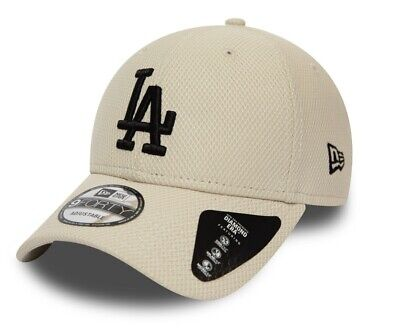 92013 black//silver Größen New Era Metallic MLB LA Pitching Cap Mütze versch