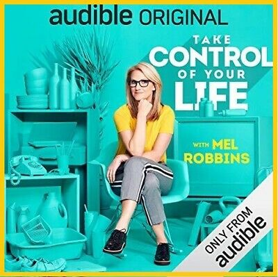Take Control of Your Life by Mel Robbins AUDIOBOOK (e-Delivery)