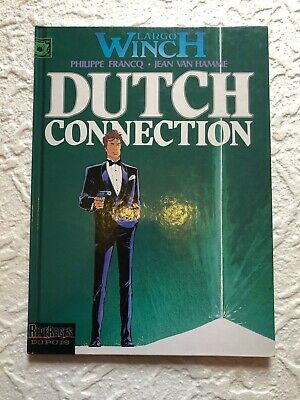 Largo Winch T6 Dutch Connection  EO 1995