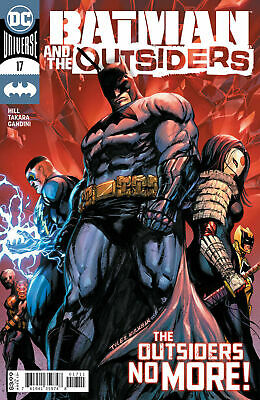 Batman And The Outsiders #1-6 | Main & Variants Issues | DC Comics | 2019 NM