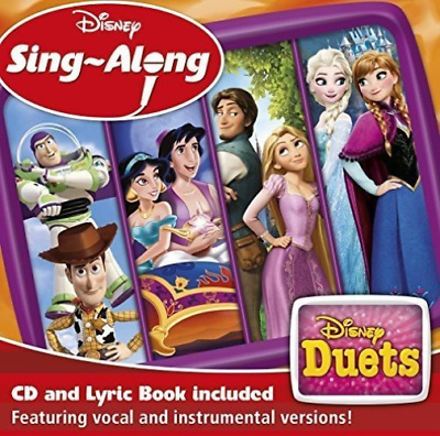 Various Artists-Disney Sing-Along: Disney Duets CD NEW