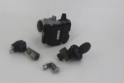 13-15 Piaggio Bv Ignition Lock Key Set W/ Seat Lock  Ignition Switch: 638534
