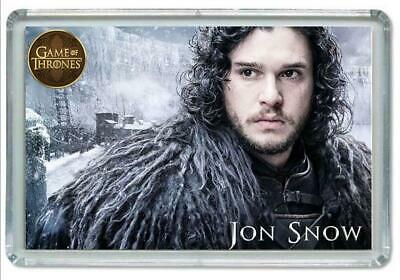 Iman Nevera, Magnet Souvenir Juego De Tronos, Game Of Thrones, Jon Snow