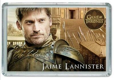 Iman Nevera, Fridge Magnet Juego De Tronos, Game Of Thrones, Jaime Lannister