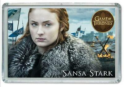 Iman Nevera, Fridge Magnet Juego De Tronos, Game Of Thrones, Sansa Stark