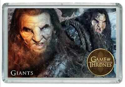 Iman Nevera, Fridge Magnet Juego De Tronos, Game Of Thrones, Giants