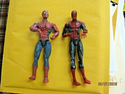 Combine Shipping! CHOOSE Marvel Action Figure 2009-2012 Spider-Man