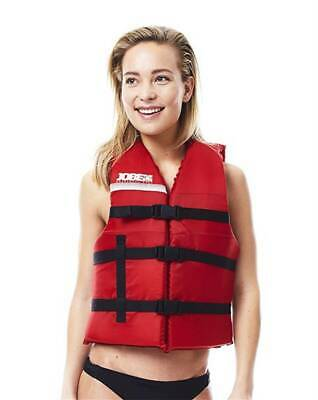 Gilet nautique 50N TU Rouge - Jobe Universal Vest RED