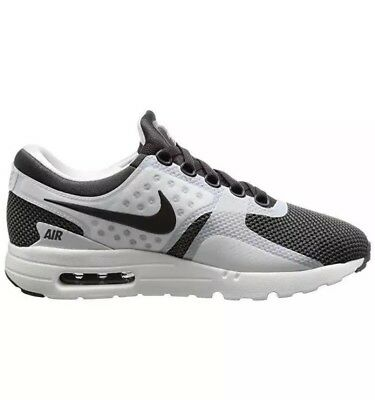 competitive price 30953 0e630 Nike Air Max Zero Essential Oreo Midnight Fog Size 7 UK 8 US BNIB RRP £