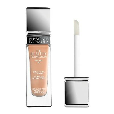 PHYSICIANS FORMULA The Healthy Foundation LC1 Light Cool 1 NEW SPF20 30mL