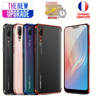 Coque Housses Pour Huawei Mate20 P20 Lite Pro P Smart Cover 360 Hybrid Silicone