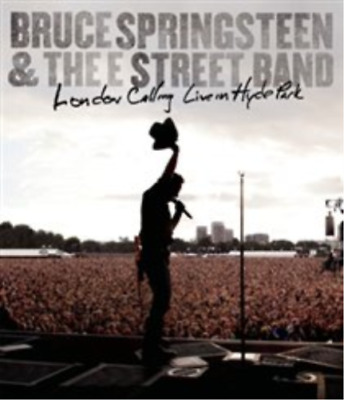 Bruce Springsteen and the E Street Band: London Calling - Live... Blu-ray NEW