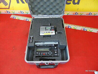 Audio Intelligence Devices Model RX-1000 in Briefcase Audio Receiver SONY TCM80V