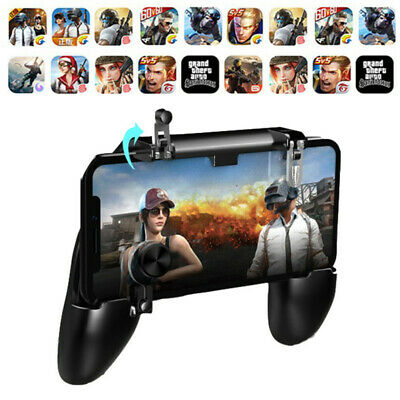 W11+ PUBG Gamepad Remote Trigger Controller Wireless Joystick for iPhone Android