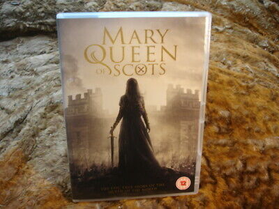 Mary Queen Of Scots. 2013/2019.Dvd
