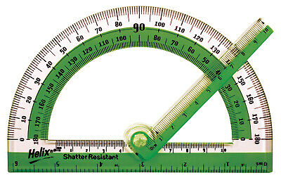 Maped 60009 Helix H 6&Quot; Swing Arm Protractor
