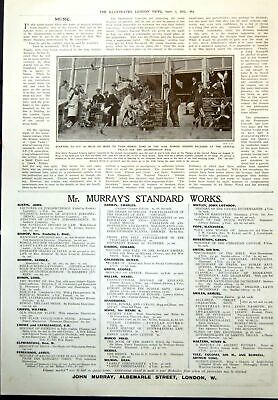Old 30,000 Homing Pigeons Released Crystal Palace Championship Race 1912