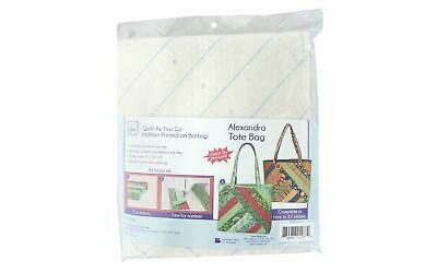 June Tailor Jnt1477 Quilt As Go C P Alexandra Tote Bagptrn
