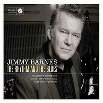 Jimmy Barnes - The Rhythm And The Blues * New Cd