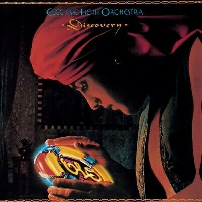 Elo (Electric Light Orchestra) - Discovery New Cd