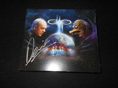 DEVIN TOWNSEND - Live at the Royal Albert Hall CD / DVD * Signed