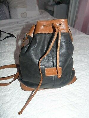Vintage Sac Main Kenzo Bandouliere Cuir Souple A Bourse QWedCorxBE