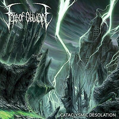 Face Of Oblivion - Cataclysmic Desolation New Cd
