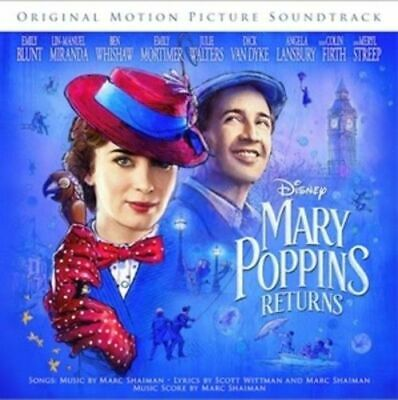 Mary Poppins Returns / Various New Cd