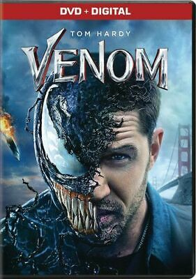 Venom (2018) New Dvd