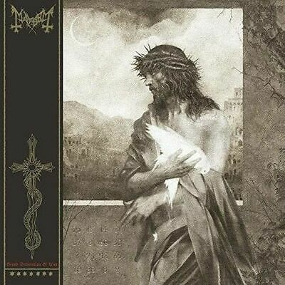 Mayhem - Grand Declaration Of War New Cd