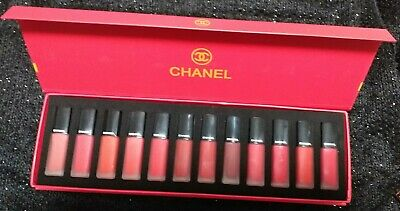 Rouge Coco Shine De Chanel N 80 Suspense Prune Neuf