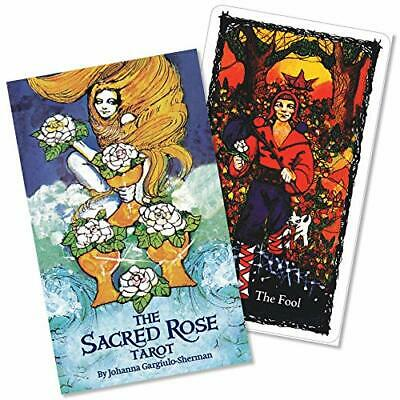 Sacred Rose Tarot JAPAN