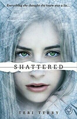 Shattered (Slated Trilogy) - Terry, Teri ZUSTAND SEHR GUT