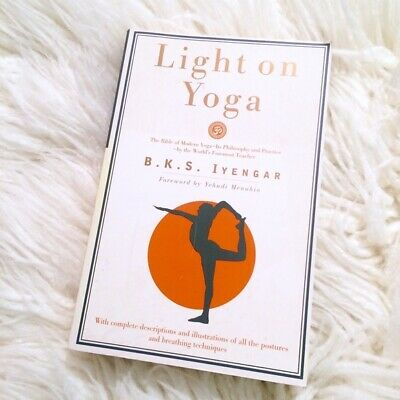 Light on Yoga: The Bible of Modern Yoga (E book, PDF)+Master resell rights