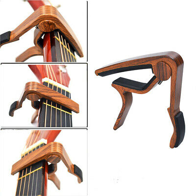 Tiger Guitar Capo Clamps - Trigger Capo for Acoustic & Electric