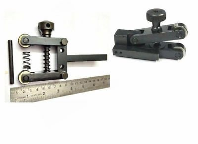 """Combo of V-clamp type knurling tool +Spring loaded clamp type knurling tool 2"""""""