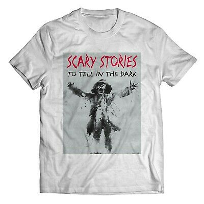 Scary Stories to Tell in the Dark Cover T Shirt Men / Women