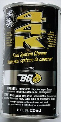 BG 44K  Fuel System Cleaner (11oz)