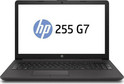 HP 255 G7 6HM89ES 15,6 Zoll Business Notebook 4GB RAM 128GB SSD Laptop