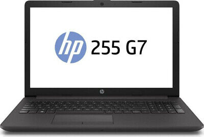 HP 255 G7 6HM90ES 15,6 Zoll Business Notebook 8GB RAM 1TB HDD Laptop