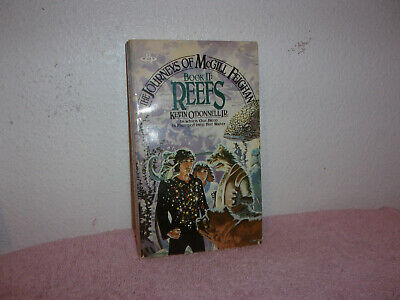 VINTAGE Reefs by Kevin O'Donnell (1981, Paperback)