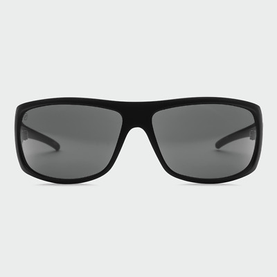 9aff0a9a00890 NEW ELECTRIC SWINGARM XL SUNGLASSES Matte Black Frame OHM Grey ...