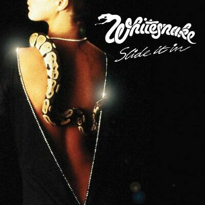 Whitesnake - Slide It In New Cd