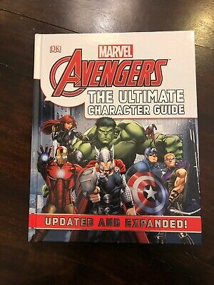Marvel The Avengers: The Ultimate Character Guide by  Cowsill, Alan